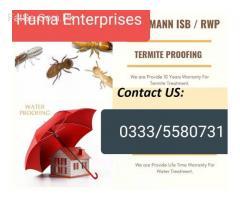 Termite Control Services Fumigation Huma Enterprises 03335580731
