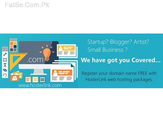 Web Hosting 1500 PKR