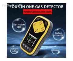Multi Gas Detector 4 in 1 Gas Detector