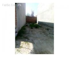 4 Marla Plot for Sale in zaheer villas