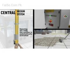 Centralized Vacuum System In PAKISTAN