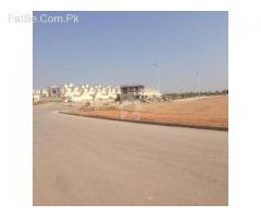 Very Good Location Plot For Sale In Dha Valley, Daffodils Block