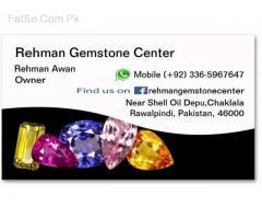 Rehman Gemstone