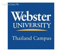 Study in the Tier 1 University in Thailand