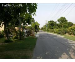 Plot for sale in Phase 7, DHA,Lahore