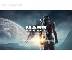 Mass Effect Andromeda pc origin account